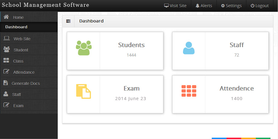 School Management Software Online School Management